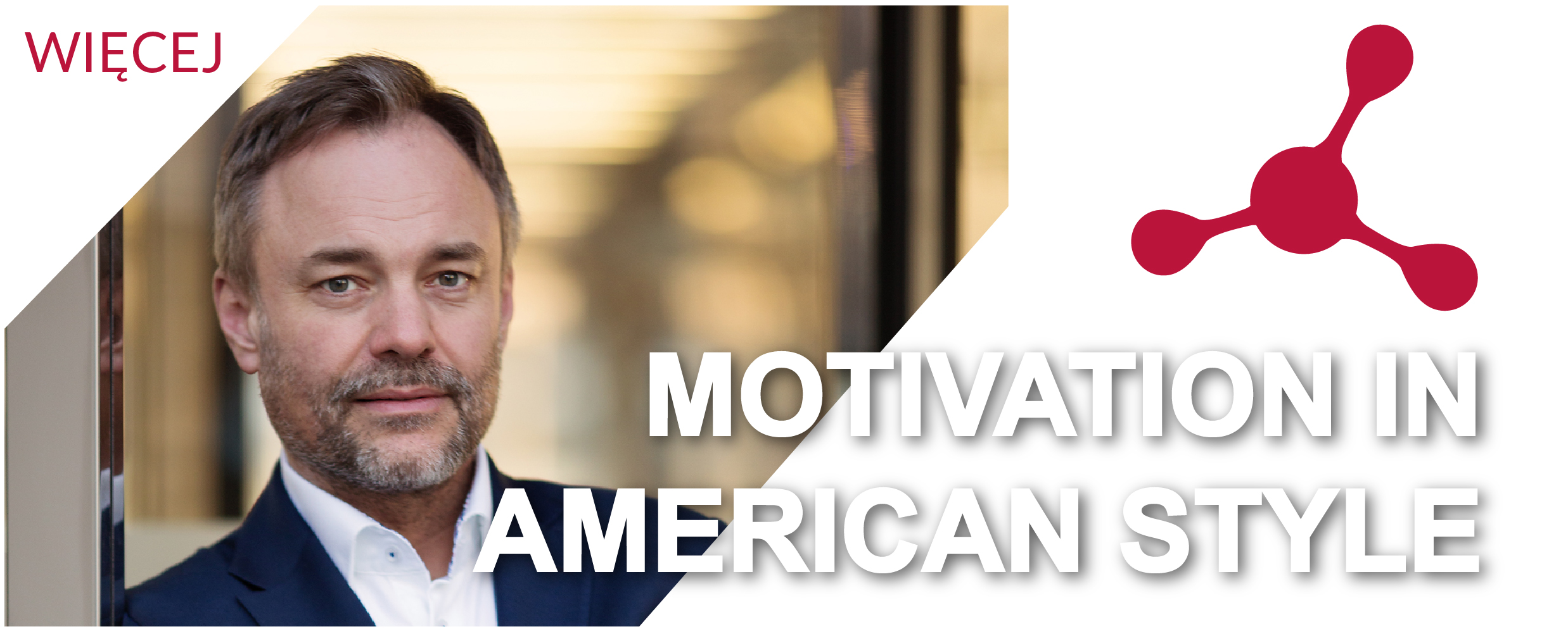 The American style of Motivation.